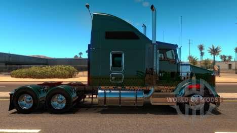Kenworth T800 für American Truck Simulator