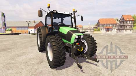 Deutz-Fahr Agrofarm 430 TTV pour Farming Simulator 2013