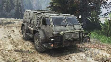 GAZ-3937 [25.12.15] für Spin Tires