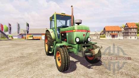 Lizard 2850 v2.0 pour Farming Simulator 2013