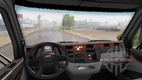 Regen-Effekt v1.7.4 für American Truck Simulator
