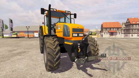 Renault Ares 610 RZ v2.0 für Farming Simulator 2013