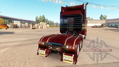Peterbilt 389 für American Truck Simulator
