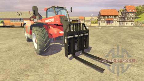 Manitou MLT 735 für Farming Simulator 2013