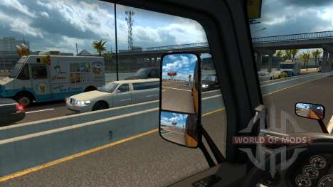 Erhöhte Dichte des Verkehrs für American Truck Simulator