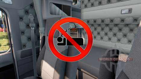 Deaktivieren Sie den Ruhezustand für American Truck Simulator