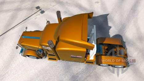 Peterbilt 389 v2.11 für American Truck Simulator