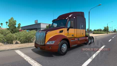 Wetter-update für American Truck Simulator