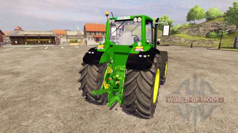 John Deere 7530 Premium FL v1.1 für Farming Simulator 2013