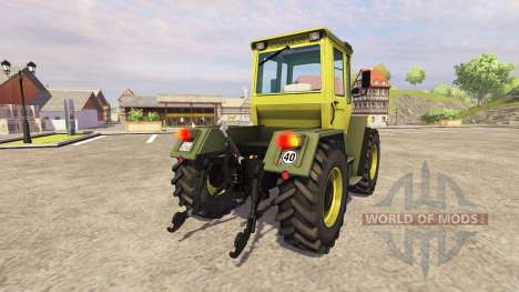 Mercedes-Benz Trac 900 Turbo pour Farming Simulator 2013