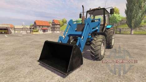 MTZ-1221 Bélarus [loader] pour Farming Simulator 2013