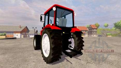 Biélorussie-1025.3 v2.0 pour Farming Simulator 2013