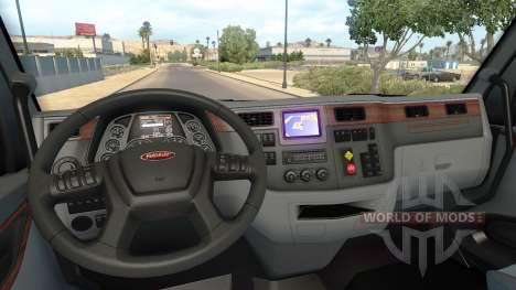 Farbige Hintergründe Navigator für American Truck Simulator