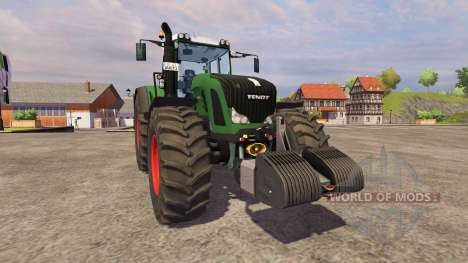Fendt 933 Vario [pack] pour Farming Simulator 2013