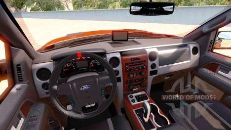 Ford F-150 SVT Raptor v1.1 für American Truck Simulator