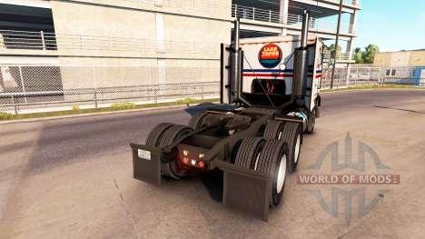 Freightliner FLB CTL Transport pour American Truck Simulator