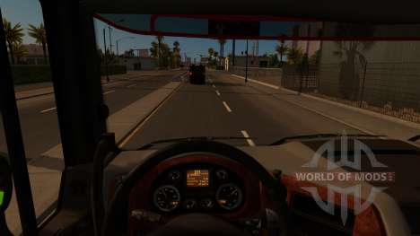 DAF XF für American Truck Simulator