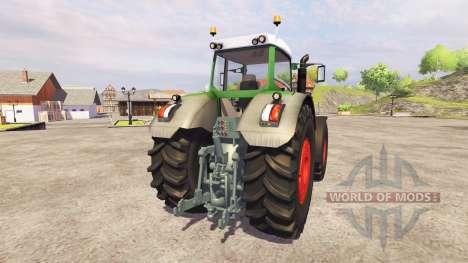 Fendt 936 Vario v2.3 pour Farming Simulator 2013