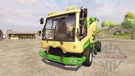 Krone Comprima V180 [osimobil] für Farming Simulator 2013