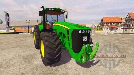 John Deere 8530 v1.0 pour Farming Simulator 2013