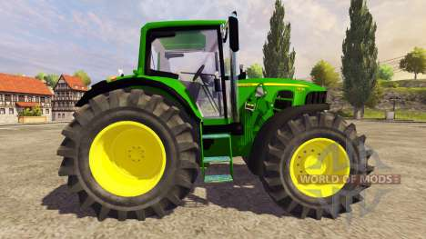 John Deere 7530 Premium FL pour Farming Simulator 2013