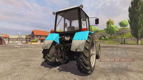 MTZ-1221 v1 Biélorusse.0 pour Farming Simulator 2013