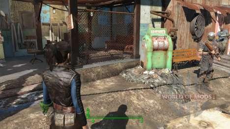 Azar Ponytail Hairstyles für Fallout 4