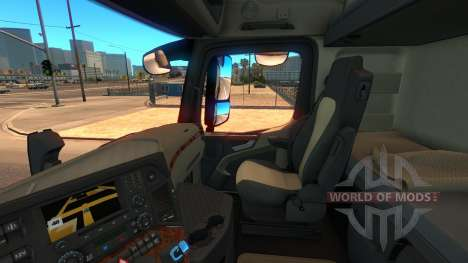 Mercedes Actros 2014 für American Truck Simulator