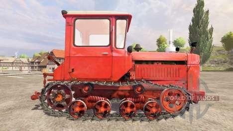 DT-75 v2.0 für Farming Simulator 2013