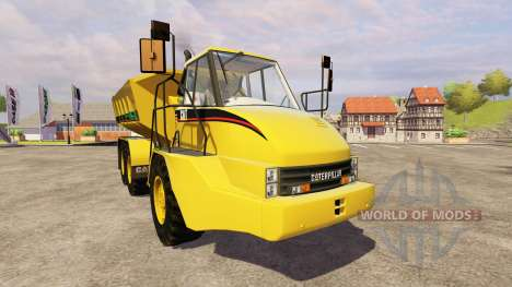 Caterpillar 725 v1.5 für Farming Simulator 2013