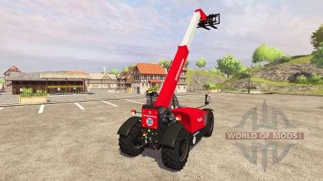 Weidemann T6025 v3.0 pour Farming Simulator 2013