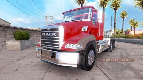 Mack Granite für American Truck Simulator