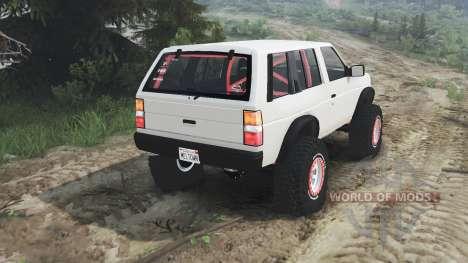 Nissan Pathfinder [25.12.15] für Spin Tires