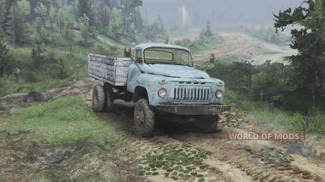 GAZ-52 4x4 [08.11.15] pour Spin Tires
