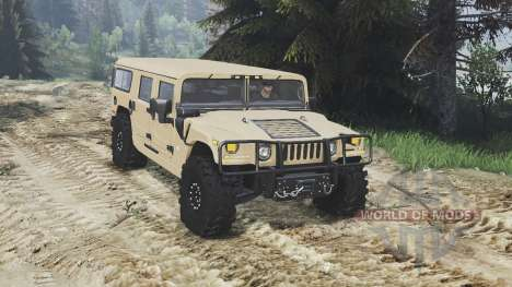 Hummer H1 [25.12.15] pour Spin Tires