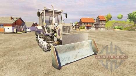 MTZ-82 [crawler] v2.0 pour Farming Simulator 2013
