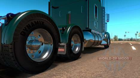 Kenworth T800 pour American Truck Simulator
