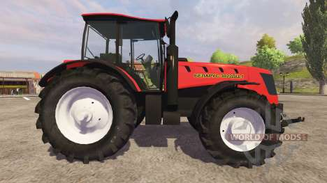 Biélorussie-3022 DC.1 v2.0 pour Farming Simulator 2013