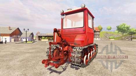 DT-75 v2.0 pour Farming Simulator 2013