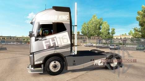 Volvo FH16 2013 pour American Truck Simulator