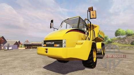 Caterpillar 725 v1.6 für Farming Simulator 2013