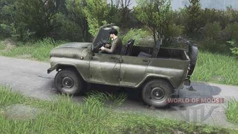 UAZ-3151 [08.11.15] pour Spin Tires