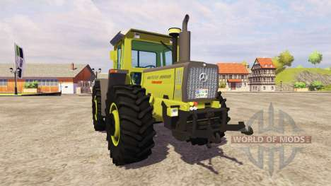 Mercedes-Benz Trac 1800 Intercooler v2.0 für Farming Simulator 2013