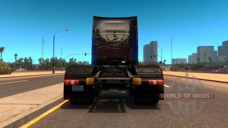 Mercedes Actros 2014 pour American Truck Simulator