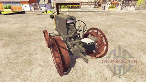 Lizard Type 20 pour Farming Simulator 2013