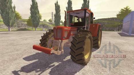 Schluter Super 2000LS v 2.0 für Farming Simulator 2013