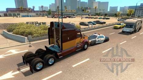 Sans préjudice pour American Truck Simulator