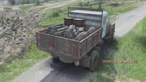 GAZ-53 [08.11.15] pour Spin Tires