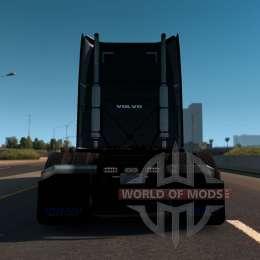 Volvo VNL pour American Truck Simulator