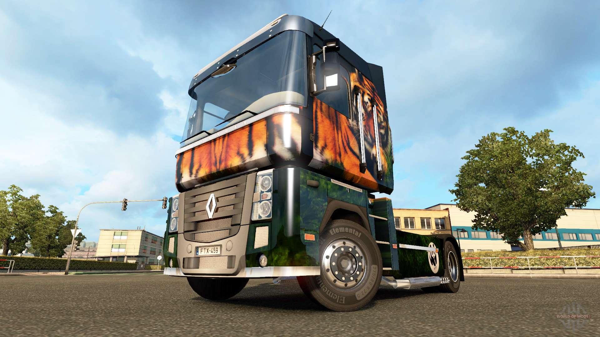 Euro Truck Simulator 2 sur PC - jeuxvideo.com